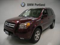 2007 Honda Pilot 4dr 4x4 EX-L EX-L Our Location is: BMW
