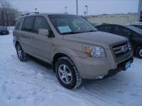 2007 Honda Pilot 4dr 4x4 EX-L EX-L Our Location is: