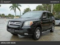 This 2007 Honda Pilot is offered to you for sale by