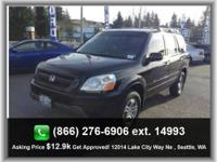 2007 Honda Pilot EX-L Auto 4WD with Leather Our