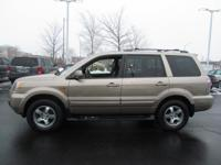 Options:  2007 Honda Pilot Ex-L|Ex-L 4Dr Suv 4Wd|Recent