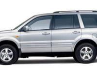 Options:  2007 Honda Pilot Ex-L|Blue/|V6 3.5L