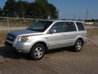 Options:  2007 Honda Pilot Ex-L Dvd 4 Door