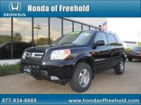 Honda of Freehold presents this 2007 HONDA PILOT 4WD