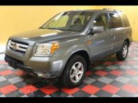 2007 HONDA Pilot 4WD 4dr EX-L.Really nice Honda For the