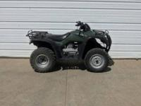 2007 Honda Rancher AT 4x4 runs out great with only