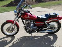 2007 Honda Rebel (CMX250) with 2,982 miles. Excellent