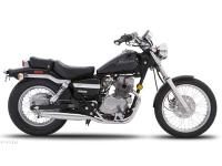 Timeless styling trustworthy four-stroke power from its