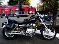 2007 Honda Rebel (CMX250C) the BEST ENTRY LEVEL