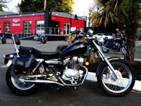 2007 Honda Rebel (CMX250C) the BEST ENTRY LEVEL