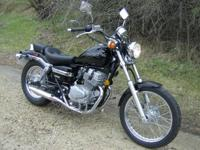 2007 Honda Rebel (CMX250C) Only '274' miles and