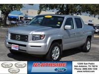 Ridgeline Crew Cab RTL Our Location is: Northside Ford