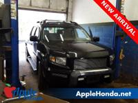 ACCIDENT FREE CARFAX, LOW MILES, 4WD, Leather Interior,