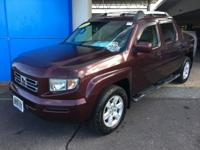 This 2007 Honda Ridgeline RTS is proudly offered by Big