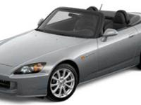 Options:  2007 Honda S2000 2Dr Roadster Vtec|Gray/|V4