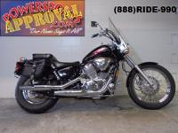 2007 Honda Shadow 600 Deluxe for sale only $2,599! 10