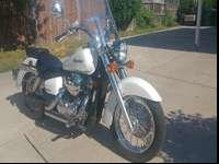 Selling my 2007 Honda Shadow Aero with the 750cc motor.
