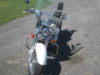 Up for sale is my 2007 Honda Shadow. It's in immaculate