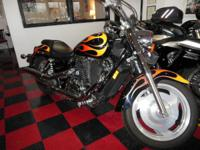 2007 Honda Shadow Sabre (VT1100C2) 19K miles This is