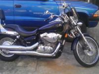2007 Honda Shadow Spirit 750 for sale. Excellent