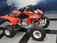 2007 Honda TRX 400EX Take a LOOK at this LIKE NEW 07