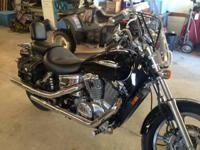2007 Honda VT1100C17 Shadow Spirit. Priced reduced for