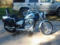 2007 Honda VT600C/CD Shadow DELUXE-3900 or best would