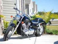 Description $6770 takes it. 2007 Honda vtx 1300, black
