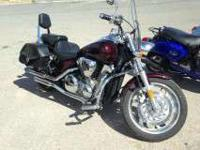 Motorcycles Cruiser 8226 PSN . 2007 Honda VTX1300C LOTS