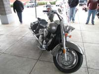 2007 Honda VTX1300R Yes the miles are correct. And of