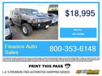 2007 HUMMER H2 4WD 4dr SUV Moon Roof Condition:Used