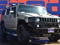 Hummer. an off-road division of GM. produces extremely