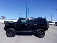 This 2007 Hummer H2 is one sweet ride with brand new