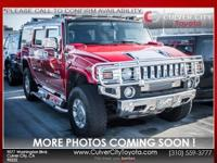 Options:  2007 Hummer H2 Base|Standard Ride Suspension