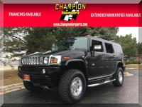 Options:  2007 Hummer H2 4Wd 4Dr Suv|Champion