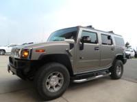 Options:  2007 Hummer H2 3/4 Ton|Gray|47|839