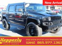 Recent Arrival! Clean CARFAX. This 2007 Hummer H2 SUT