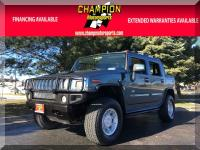 Options:  2007 Hummer H2 4Wd 4Dr Sut|Champion