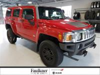 New Price! 2007 Hummer H3 ** No Accident History, **