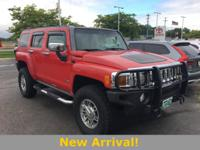 3.7L 5-Cylinder MPI DOHC, 4WD, Clean Carfax, Power