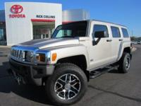 This 2007 Hummer H3 comes equipped with GEAR after