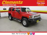 Options:  2007 Hummer H3 4Wd 4Dr Suv|4 Wheel