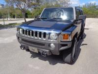 Options:  2007 Hummer H3 Below Market Value!!!..No