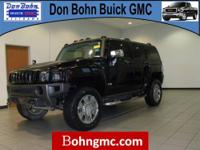 2007 HUMMER H3 4WD 4DR SUV with just 61988 miles.The