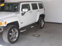 Exterior Color: white, Body: SUV, Engine: 3.7L I5 20V
