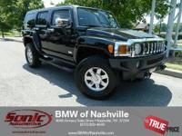 This is a nice 2007 Hummer H3 in Black. This vehicle is