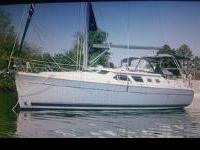 Limerick II was purchased new from Norton Yacht Sales