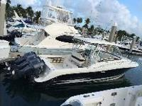 2007 Hydra-Sports 3300 VX Express powered by triple