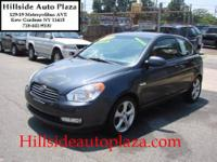 2007 Hyundai Accent Coupe GS Our Location is: Nissan