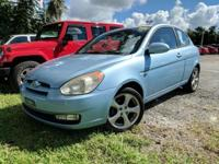 Only 104,050 Miles! This Hyundai Accent delivers a Gas